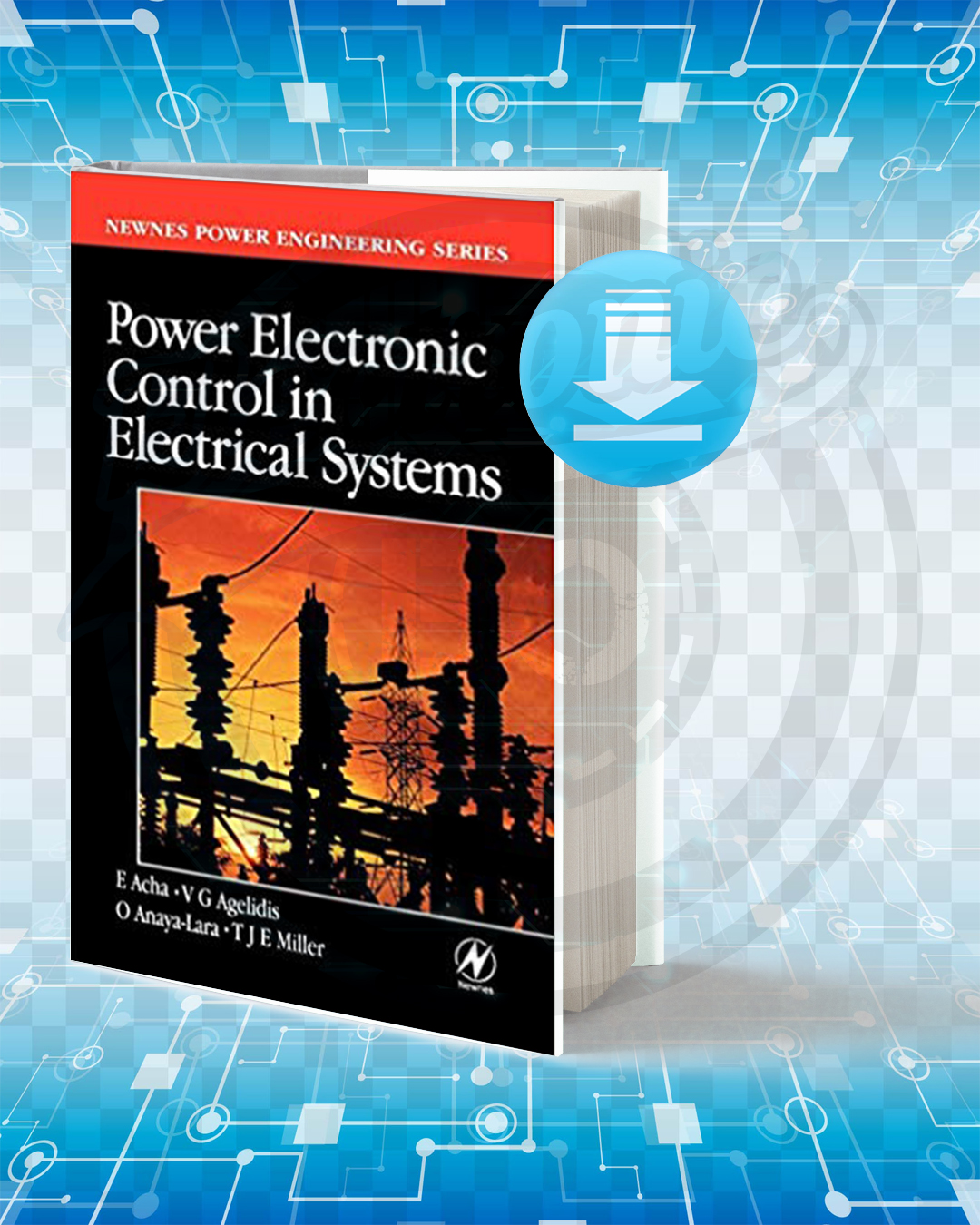 Free Book Power Electronic Control in Electrical Systems pdf.