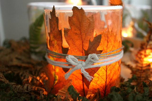 autumn rustic home decor diy