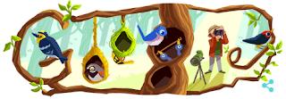 Google Doodle, Hari Lahir Phoebe Snetsinger ke-85