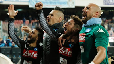 Highlight Napoli 2-1 AC Milan, 18 November 2017
