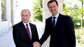 Rezim Syiah Suriah Terima Belasan Jet Tempur dari Rusia