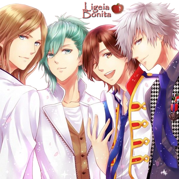 render Quartet Night (Uta no☆prince-sama♪)