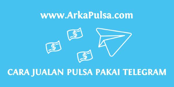 Cara Paralel ID Telegram Agar Bisa Transaksi di Server Arkana Pulsa CV Sinar Surya Suryandaru Blora
