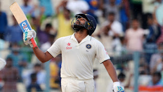 lucky-to-stand-rohit-sharma