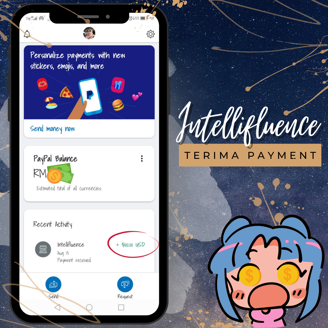 Intellifluence payment