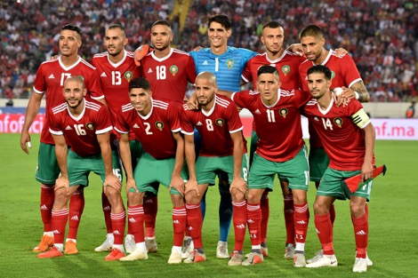 المغرب في صدارة تصنيف قرعة كأس إفريقيا للأمم