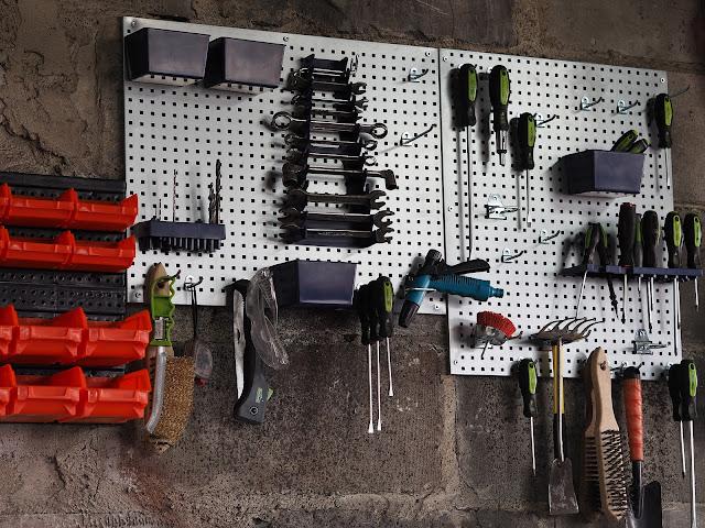 Na narzędzia i akcesoria w warsztacie?