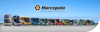 Marcopolo Bus factory