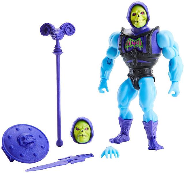 Battle Armor Skeletor Origins