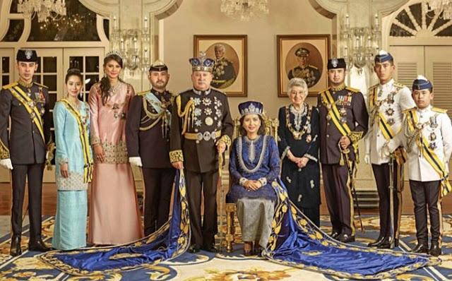 7 Perkara Menarik Yang Menjadi Rahsia Tunku Aminah Puteri Johor Selama Ini Terbongkar