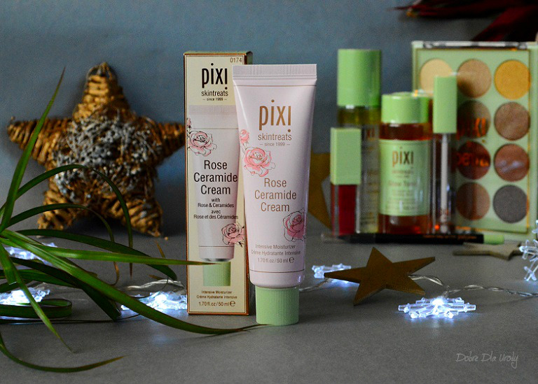 Pixi #20YearsOfGlow - Rose Ceramide Cream - Różany krem z ceramidami