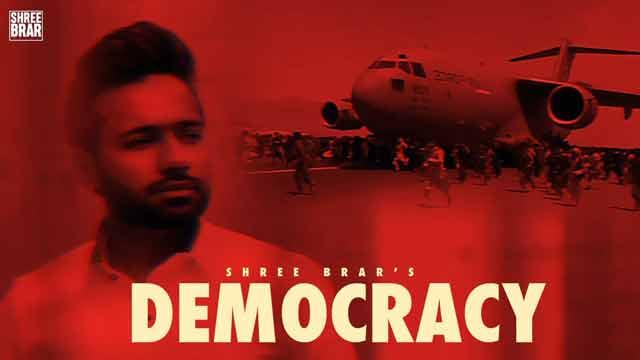 shree brar democracy lyrics