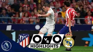 Atletico Madrid vs Real Madrid 0-0 All Goals And Match Highlights [MP4 & HD VIDEO]