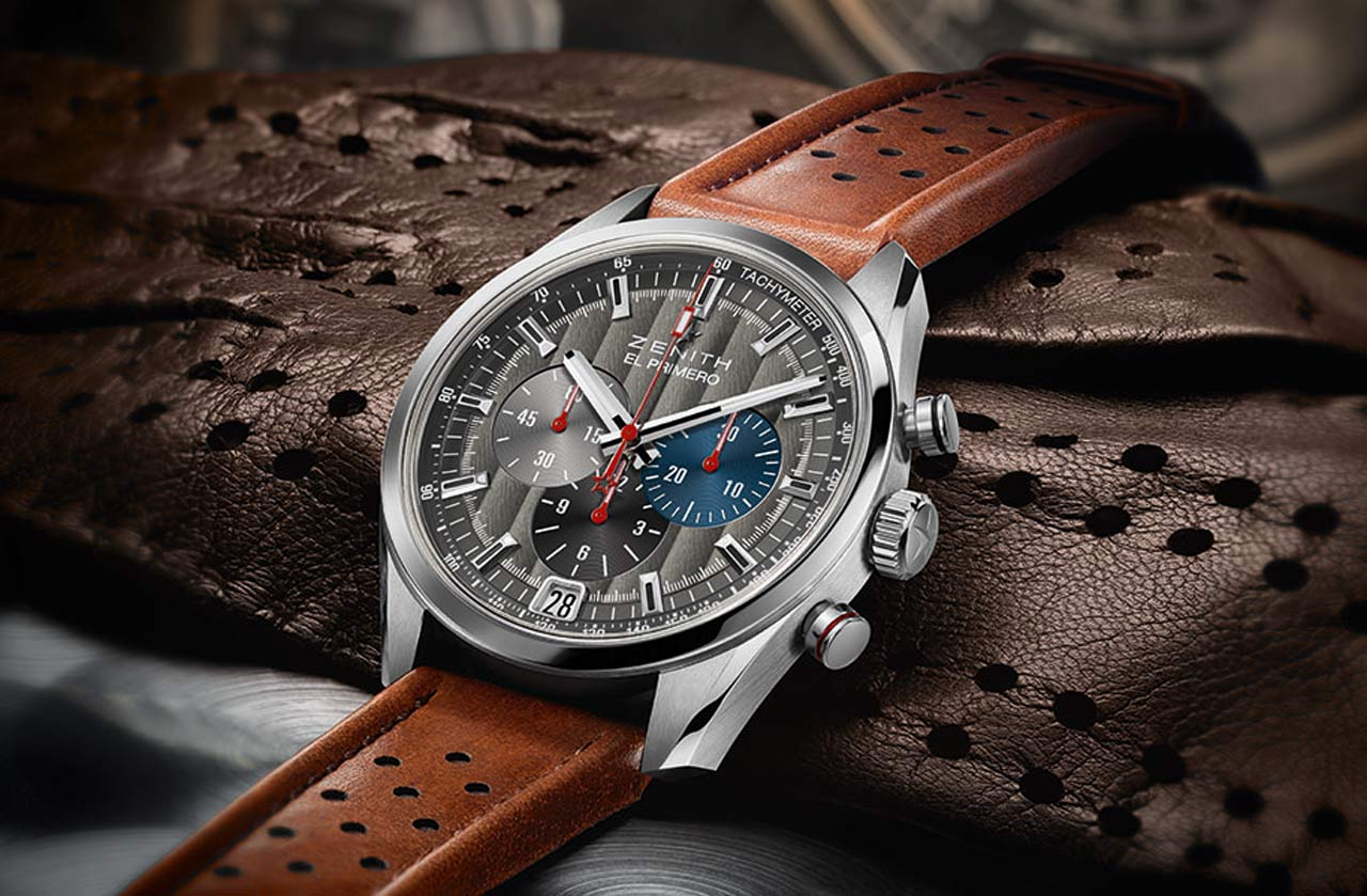 Zenith El Primero Vph Classic Cars Time And Watches