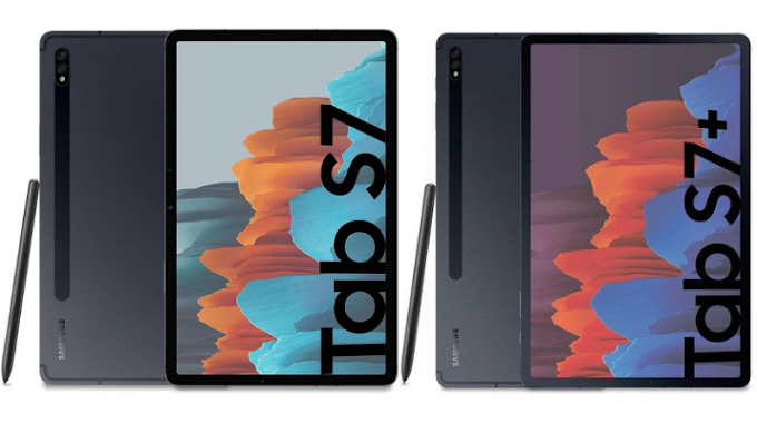 Samsung Galaxy Tab S7 and S7+ Launc in India, Price and Specification