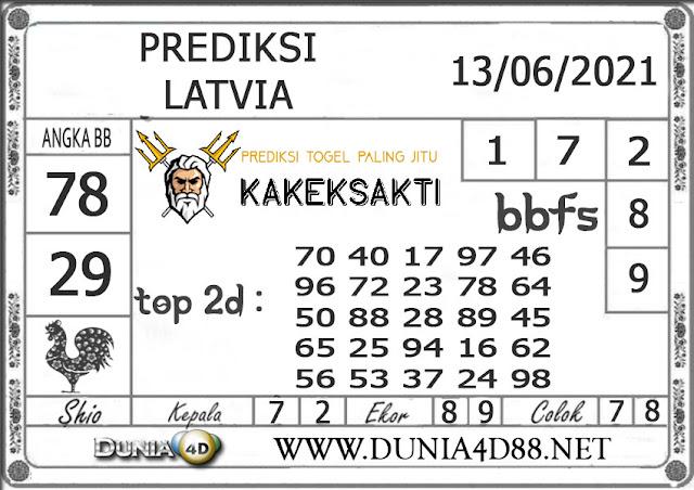 Prediksi Togel LATVIA DUNIA4D 13 JUNI 2021