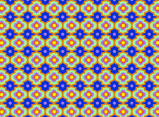 Vector-art-textile-repeat-design