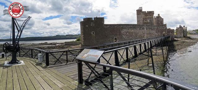 Escocia, Blackness Castle
