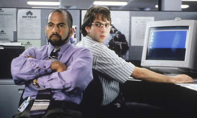 Película Office Space 1999