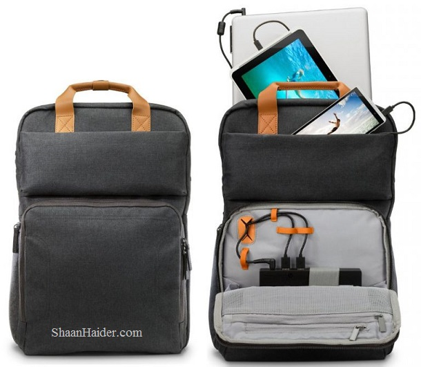 HP Powerup Backpack : Full Features, Specification, Price and Availability