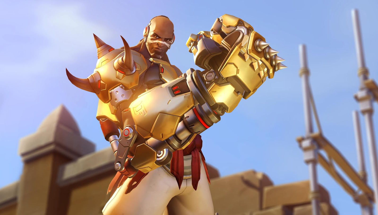 Doomfist ya disponible en Overwatch