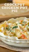 THE BEST CROCK POT CHICKEN POT PIE RECIPE