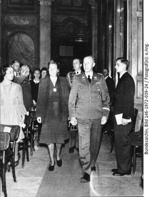 Reinhard Heydrich in Prague on 26 May 1942 worldwartwo.filminspector.com