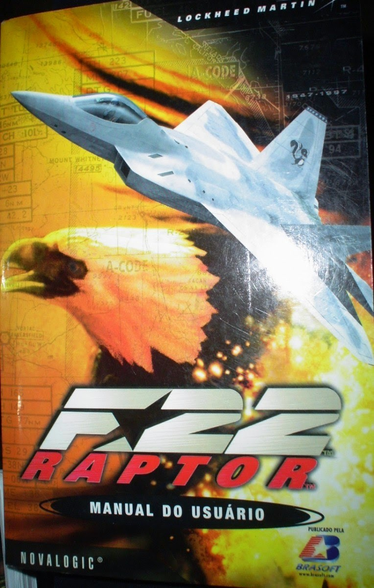 F-22 Raptor PC Game Free Download