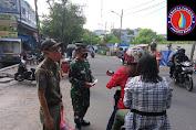 Tiga Pilar Kelurahan Duri Selatan Bagikan 300 Masker Gratis
