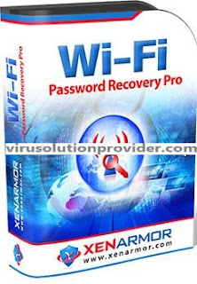 WiFi Password Recovery Pro 2020 with Serial Key on Virus Solution Provider