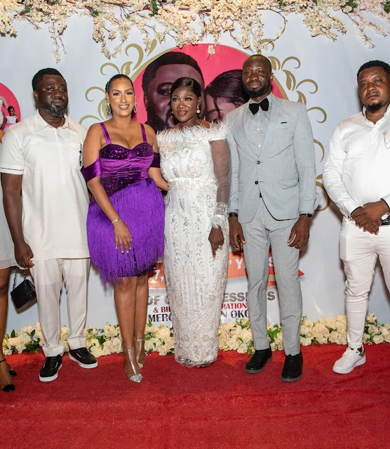 Check out the Official Photos from Mercy Johnson Birthday Party