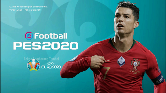PES 2017 MOD EURO 2020 GRAPHIC
