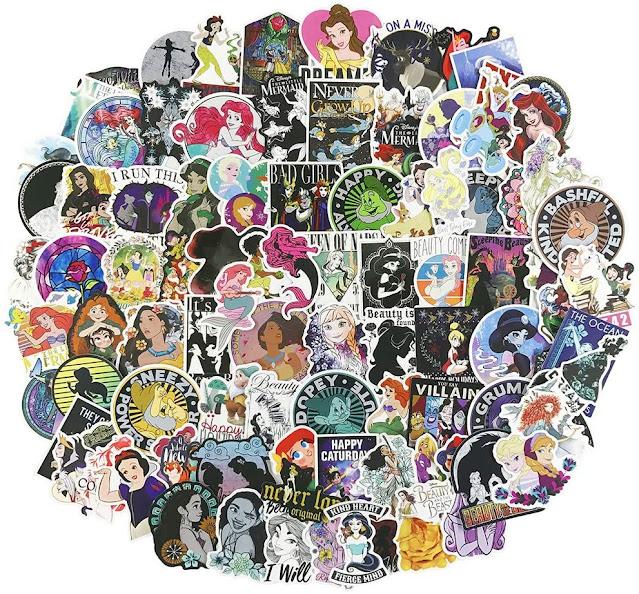Disney Vinyl Stickers
