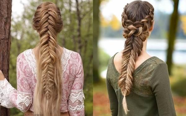 20 Einzigartige Meerjungfrau-Frisur Ideen