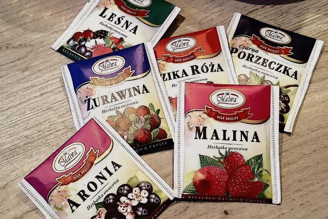 Najlepszy mix owocowych herbat!