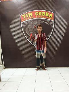 Oknum Kepala Kampung Tongas Wetan Diamankan Tim Cobra Polres Lumajang