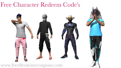 Fire Free Character Redeem Codes, Dj Alok