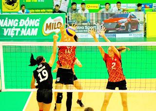 Đội nữ Truyền hình Vĩnh Long sớm giành suất vào tranh chung kết