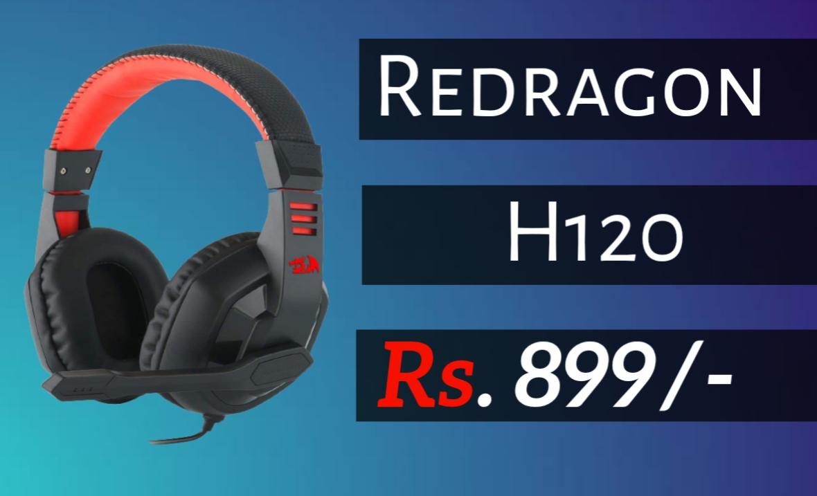 Redragon H120