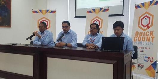 Tanggapi Prabowo, Cyrus Network Tantang 02 Buka Data Exit Poll 5.000 TPS