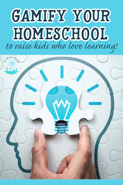 Gamify Your Homeschool for Kids Who Love Learning