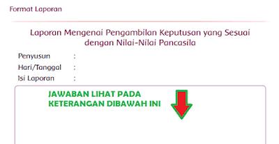 Laporan Mengenai Pengambilan Keputusan yang Sesuai dengan Nilai-Nilai Pancasila www.simplenews.me
