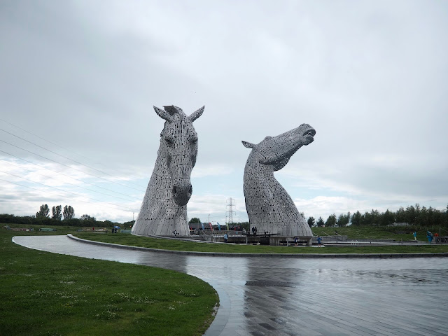 The Kelpies, Falkirk, Scotland
