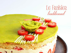 Le fraisier traditionnel
