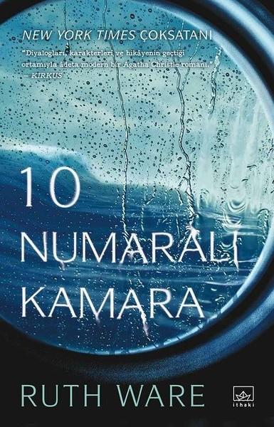 10 Numaralı Kamara - Ruth Ware