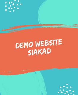 Demo Jasa Website Sistem Informasi Akademik