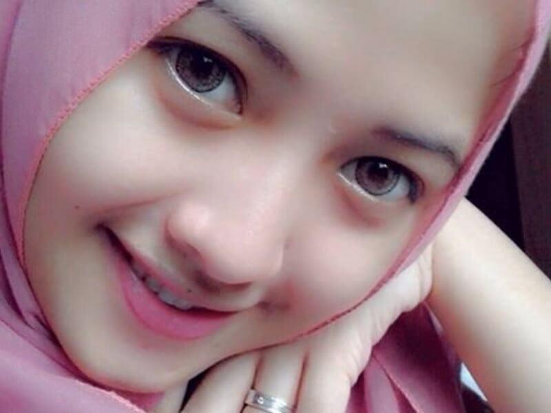 Gadis cantik Indon
