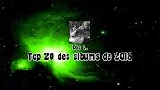 Top 20 des albums 2018 | Par Doc Lani