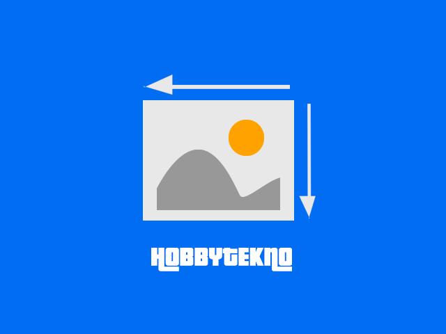 Cara Mengecilkan Ukuran File Foto .JPG