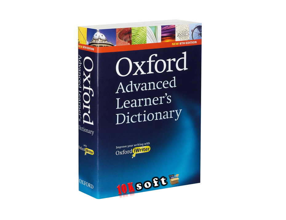 Oxford Advanced Learners Dictionary Cover